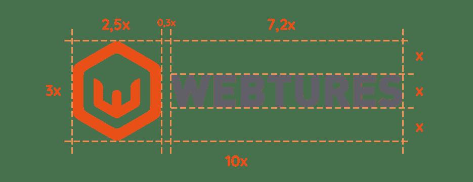 Webtures Logo Oranları