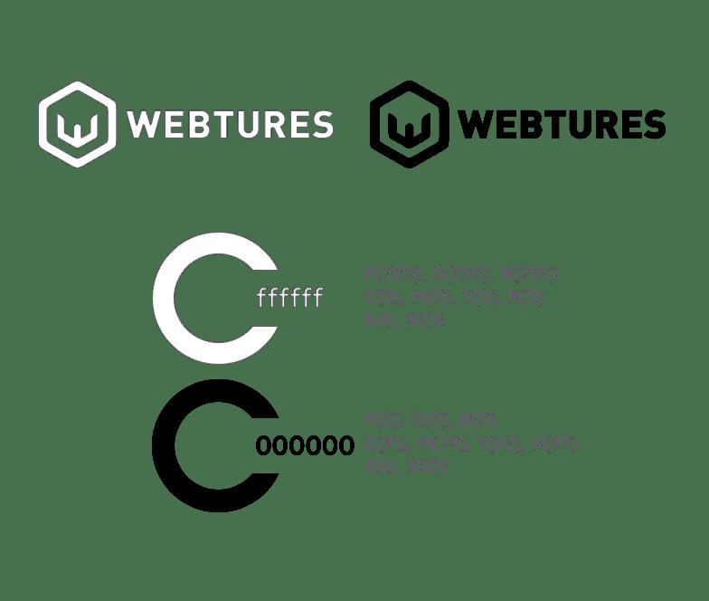 Webtures Logo Renk Kodları 2