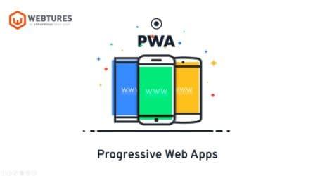 Webtures - Progressive Web App (PWA) Sunumu