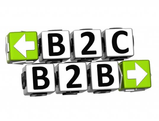 B2B ve B2C Pazarlama Nedir?
