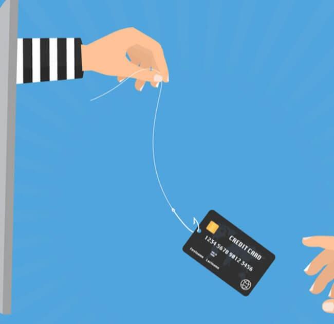 e-ticarette fraud