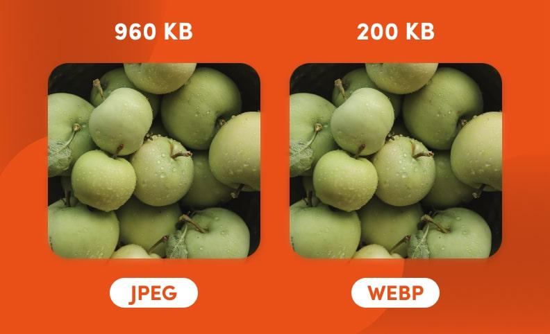 Webp Formatı