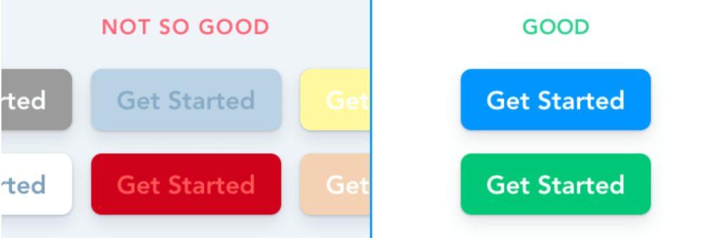 CTA buton renkleri