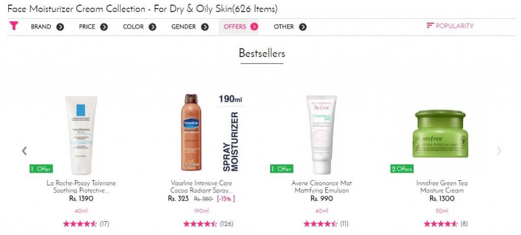 popüler ürünler