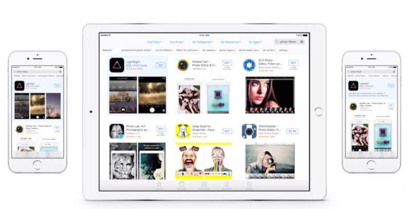 app store arama reklamları