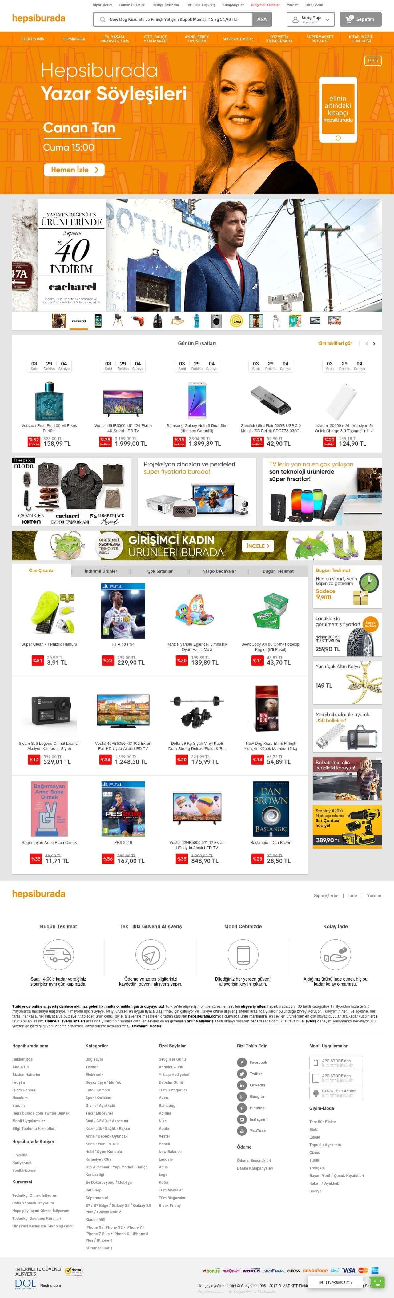 E-Ticarette Kullanıcı Deneyimi (UX) Örnekleri