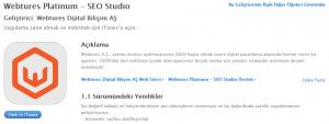 webtures platinum app
